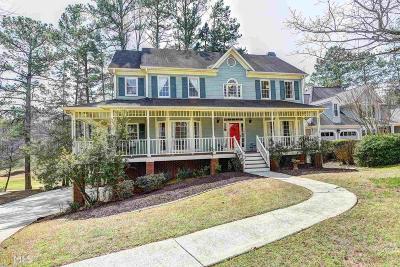 Woodstock Single Family Home For Sale: 1728 Indian Ridge