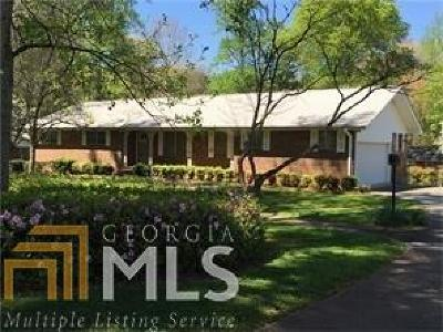 Lithia Springs Single Family Home Under Contract: 3137 Beechwood Dr