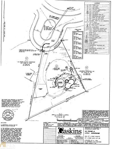 Marietta Residential Lots & Land For Sale: 924 Saint Lyonn Cts