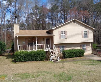 Lithia Springs Single Family Home Under Contract: 2176 N Manor Dr