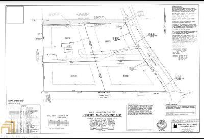 Acworth Residential Lots & Land Under Contract: 7050 Galts Fery Rd #1