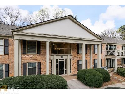 Brookhaven Condo/Townhouse Under Contract: 3650 Ashford Dunwoody Rd #911