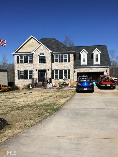 Butts County Single Family Home For Sale: 117 Waters Edge Ln