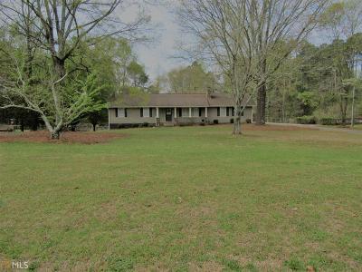 Buckhead, Eatonton, Milledgeville Single Family Home For Sale: 117 Reids Rd