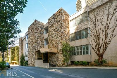 Park Place On Peachtree Condo/Townhouse Under Contract: 2632 Peachtree #B-102