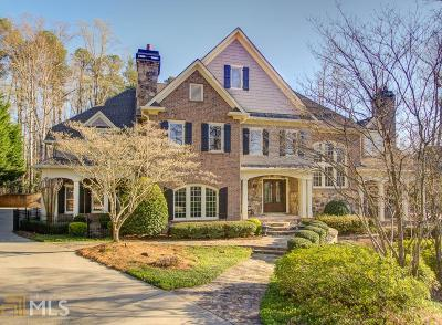 Roswell Single Family Home For Sale: 4163 Chimney Heights