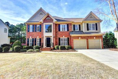 Johns Creek Single Family Home Under Contract: 11640 Dunhill Place Dr