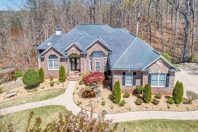 Cumming, Gainesville, Buford Single Family Home For Sale: 3554 Montgomery Dr