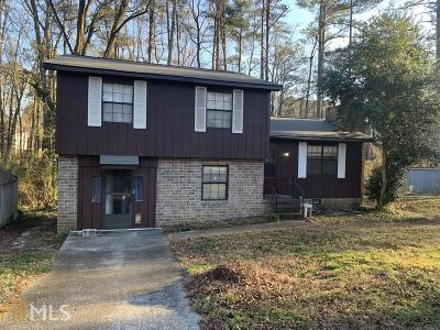 Lilburn Single Family Home Under Contract: 2924 Five Oaks Cir