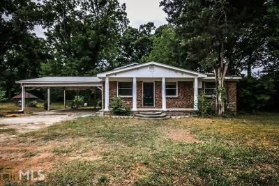 Stockbridge Single Family Home For Sale: 321 Old Atlanta Rd