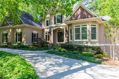 Roswell, Sandy Springs Single Family Home For Sale: 540 Twinflower Ct E