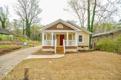 College Park Single Family Home For Sale: 2192 SW Park Ter