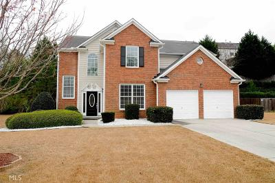 Peachtree City Single Family Home Under Contract: 514 Merrill Ln