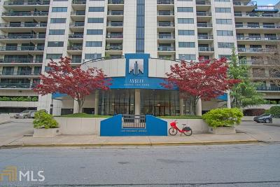 Ansley Above The Park Condo/Townhouse For Sale: 1130 Piedmont Ave #413