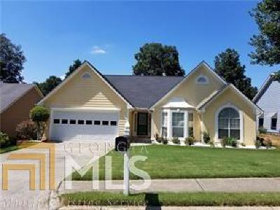 Lilburn Single Family Home Under Contract: 4569 Pine Shadow