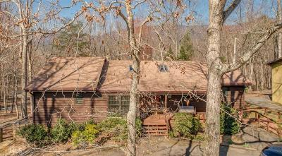 Jasper Single Family Home Under Contract: 1818 Little Pine Mountain
