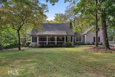 Forsyth County Single Family Home For Sale: 6780 Millwood Rd