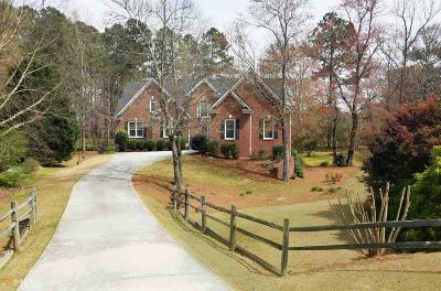 Grayson Single Family Home Under Contract: 370 Amberbrook Cir