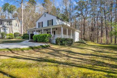 Norcross Single Family Home Under Contract: 5935 Exeter