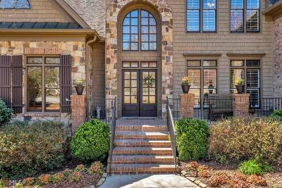 Roswell Single Family Home Under Contract: 585 Boulder