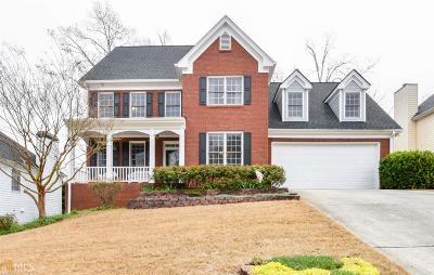 Grayson Single Family Home For Sale: 2545 Potomac View Ct