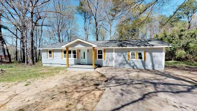 Single Family Home For Sale: 8104 Spillers Dr