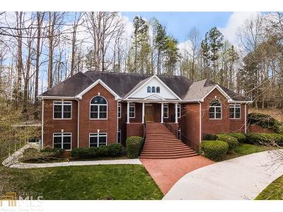 Hoschton Single Family Home For Sale: 360 Glen Lake Dr