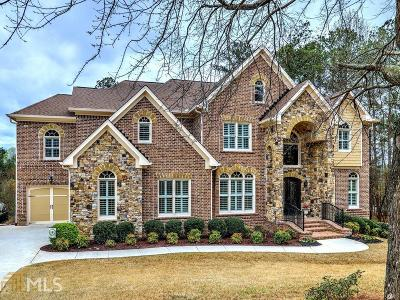 Marietta, Roswell Single Family Home Under Contract: 4030 Oak Forest Cir