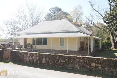 Conyers Single Family Home Under Contract: 1639 NE Oak St