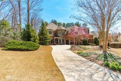 Roswell, Sandy Springs Single Family Home For Sale: 350 Plantation Way