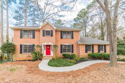 Lilburn Single Family Home Under Contract: 3834 Shawnee