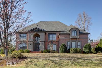 Johns Creek Single Family Home Under Contract: 325 Falls Point Trl
