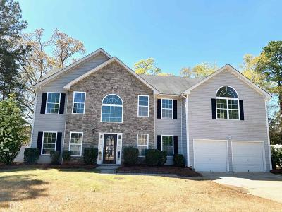 Locust Grove Single Family Home For Sale: 415 Grier Dr