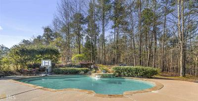 Suwanee Single Family Home Under Contract: 3334 Forestwood Dr