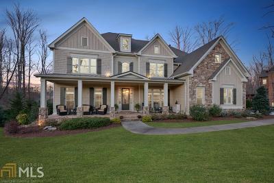 Alpharetta Single Family Home For Sale: 201 Affirmed Ct #Ph 03
