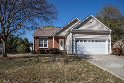 Fayetteville Single Family Home For Sale: 170 Fenwyck Commons