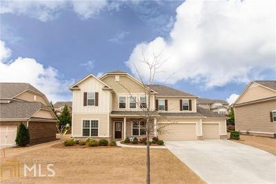 Lilburn Single Family Home Under Contract: 3800 Terrasol Trl
