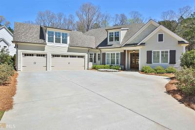 Fayetteville GA Single Family Home Under Contract: $629,900