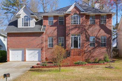 Alpharetta Single Family Home Under Contract: 360 Greenmont Cir