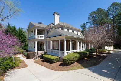 Roswell Single Family Home For Sale: 2060 Lancaster Sq