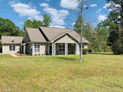 Woodbine Single Family Home Under Contract: 976 Thoroughbred Rd