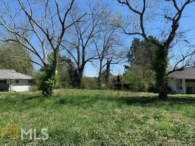 Decatur Residential Lots & Land For Sale: 3461 Hyland Dr