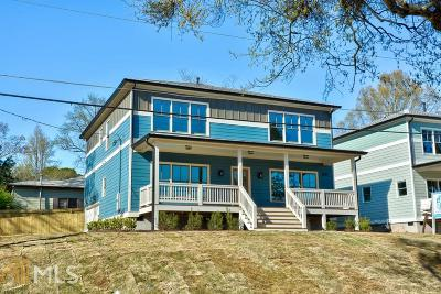 Scottdale Single Family Home For Sale: 3232 Cedar St