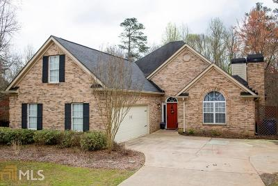 Oxford Single Family Home Under Contract: 110 Blue Grass Ct