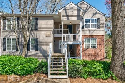 Roswell Condo/Townhouse Under Contract: 436 Teal Ct