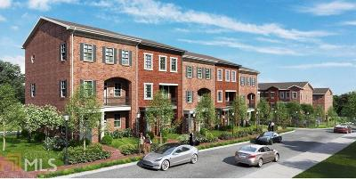 College Park Condo/Townhouse For Sale: 1777 Temple Ave #C