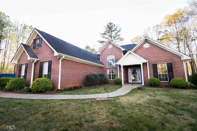 Social Circle Single Family Home Under Contract: 215 Ewing Dr