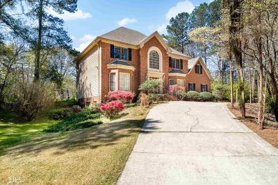 Lithonia Single Family Home Under Contract: 3487 Hunters Pace Dr