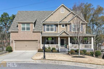 Kennesaw Single Family Home Under Contract: 1499 Shoup Ct