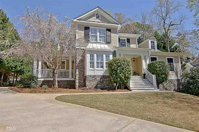 Peachtree City GA Single Family Home Under Contract: $774,500